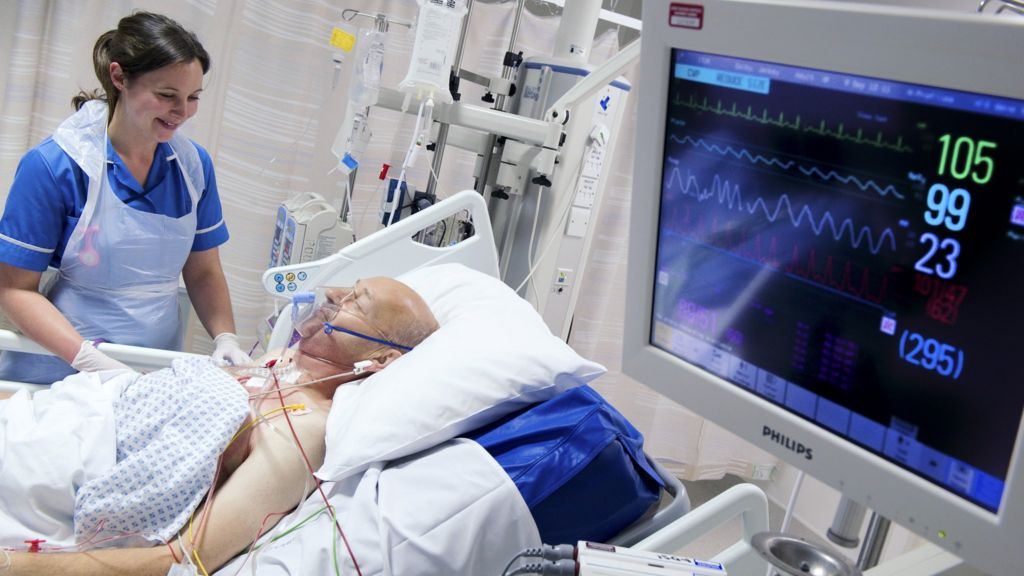 Intensive Care Has Lasting Impact On Mental Health