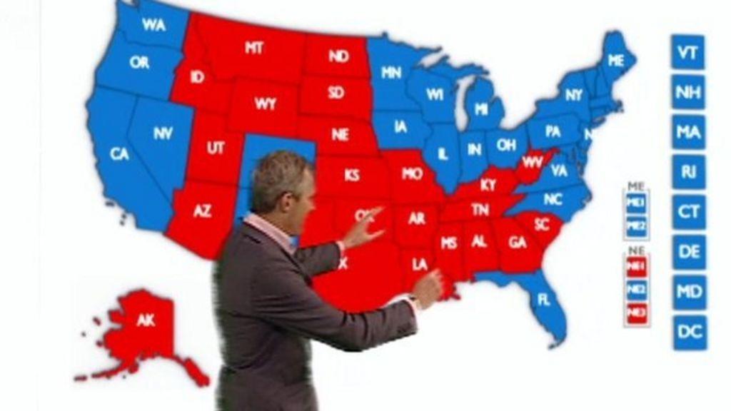 US election Making sense of the statistics BBC News