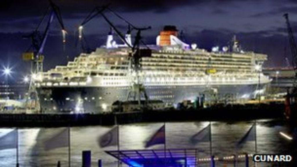 Queen Mary Ship Food Menu
