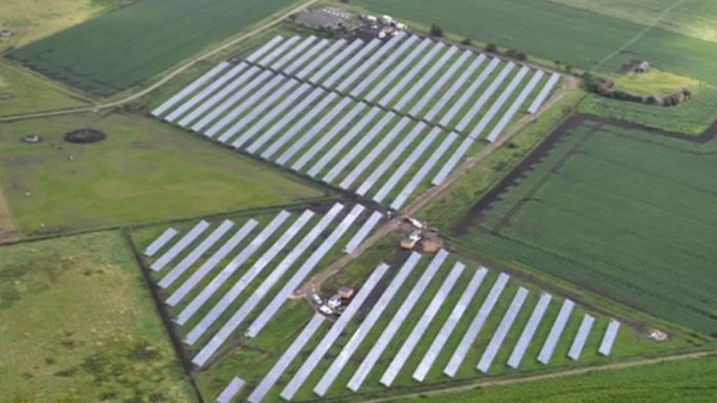 Peterborough Council S Solar Farm Plan A Criminal Waste