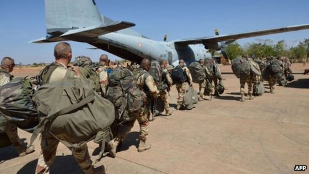 Galerry Mali Operation World