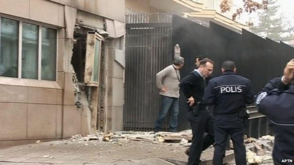Bomber attacks us embassy in ankara turkey bbc news for Consul healthcheck