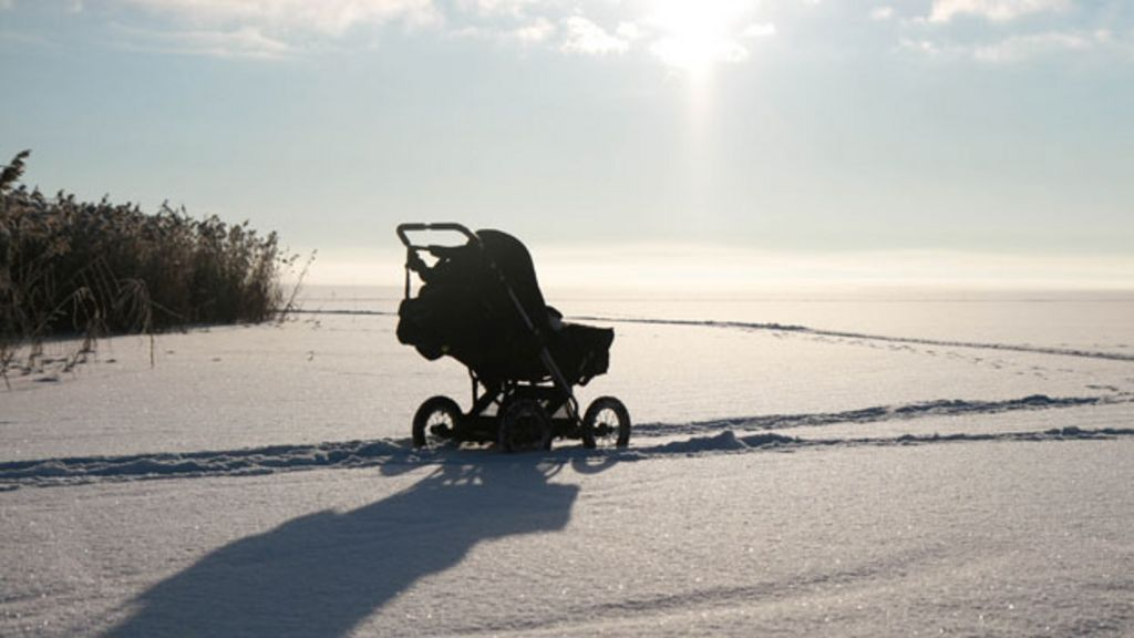 Image result for taking baby outside in winter