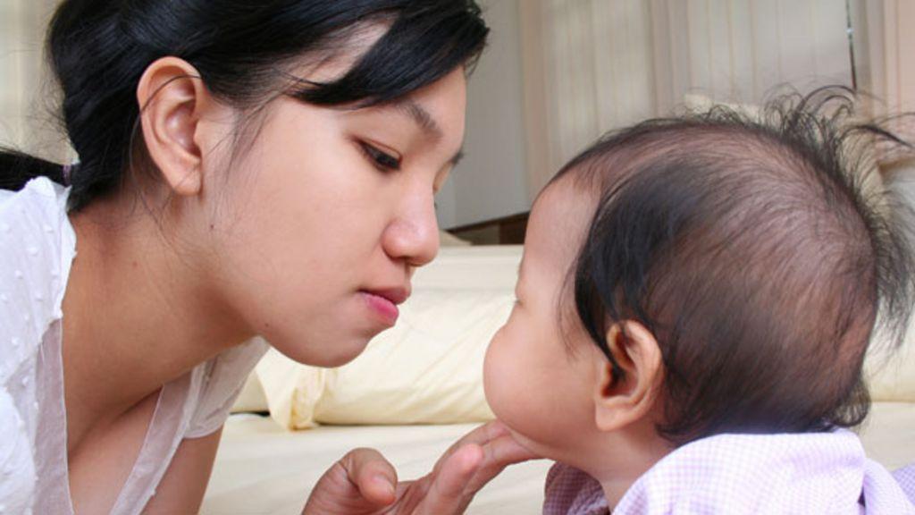 японские мамочки и сыночки