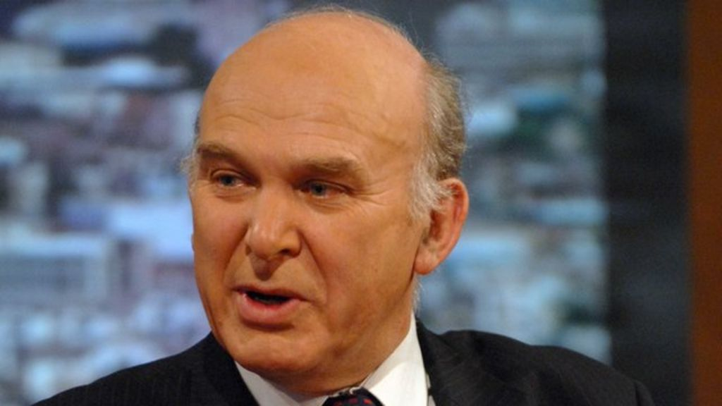 Vince Cable says mid and south Wales face 'serious ...