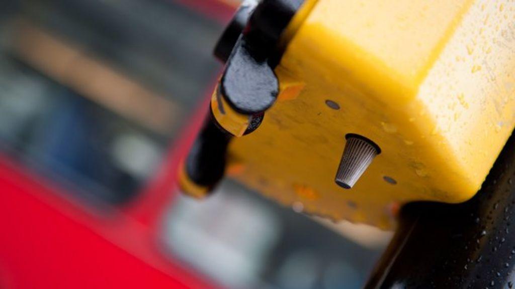 The Secret Button At Pedestrian Crossings Bbc News