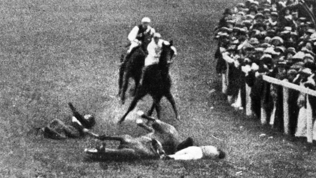 In pictures epsom derby death of suffragette emily for 2b cuisine epsom downs