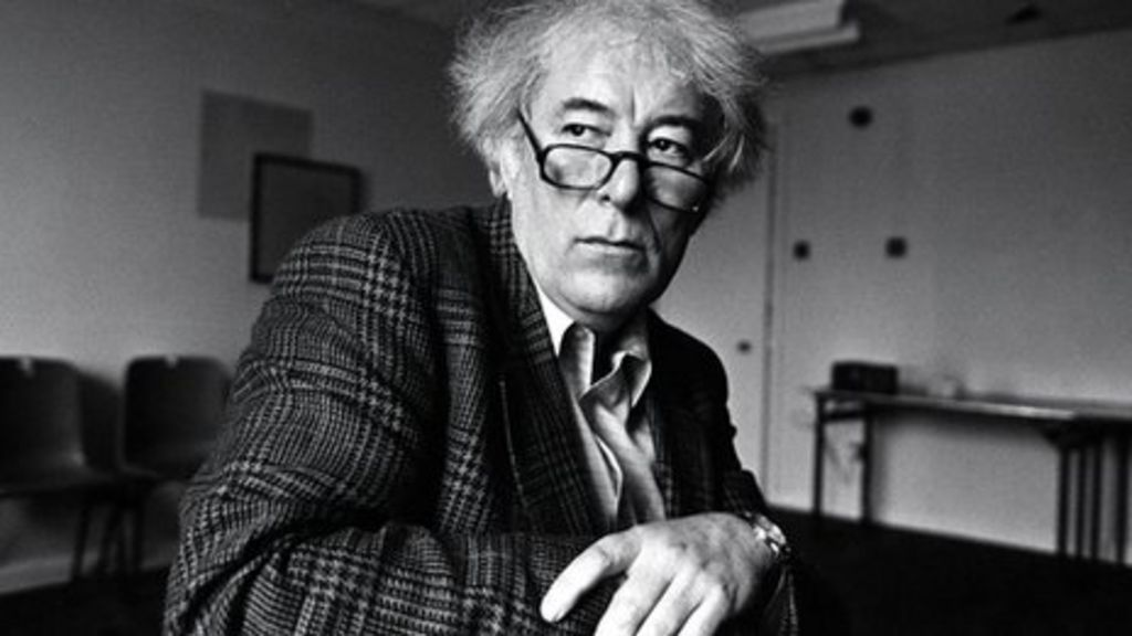 A report on the portrayal of natural world by seamus heaney