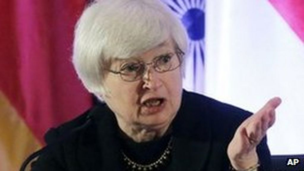 Janet Yellen nomination for Federal Reserve may be rough ride