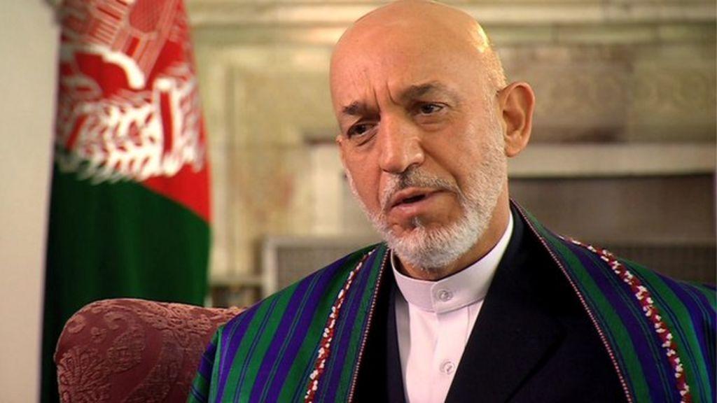 کرزی: امريکا په افغانستان کې د جګړې اوږدول غواړي