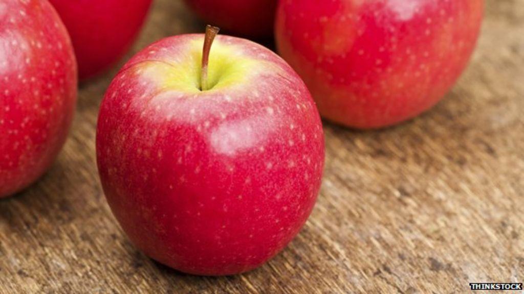 Pink Lady v the British apple - BBC News