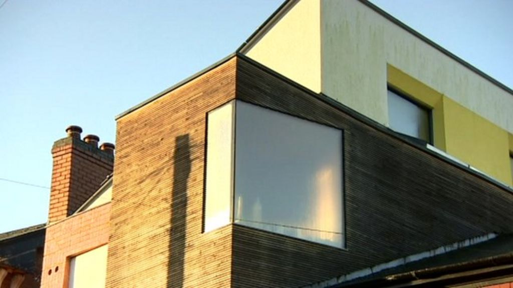 Is this britain 39 s most energy efficient house bbc news for Most energy efficient house