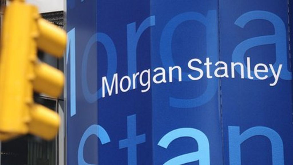 Morgan Stanley Profits Hit By Legal Costs Bbc News
