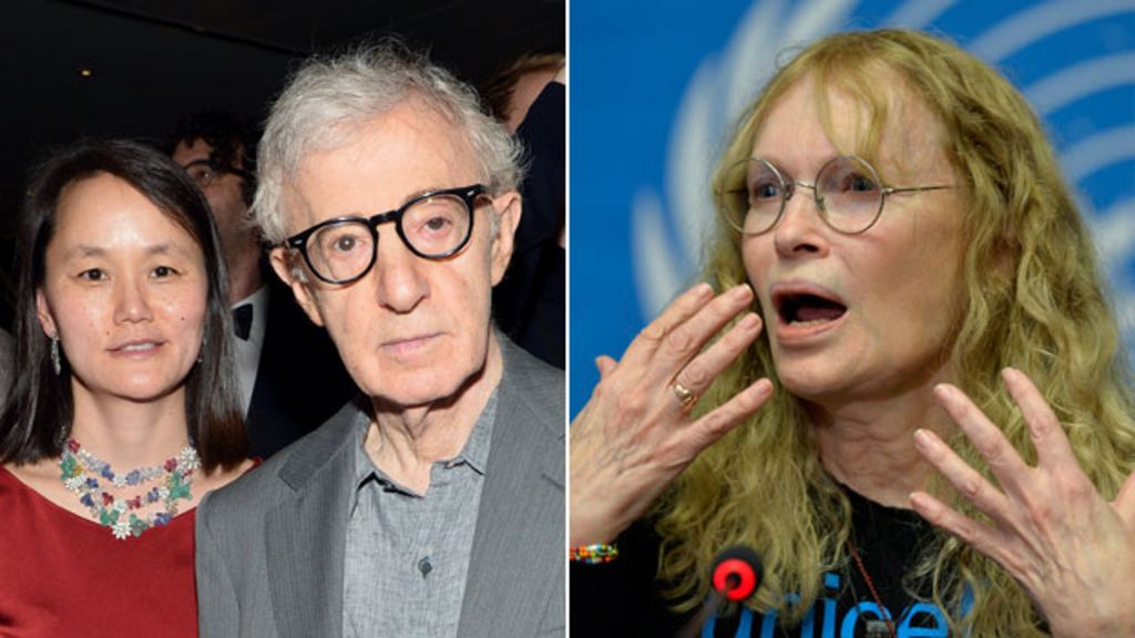 Woody Allen denies abusing his daughter Dylan Farrow - BBC ...
