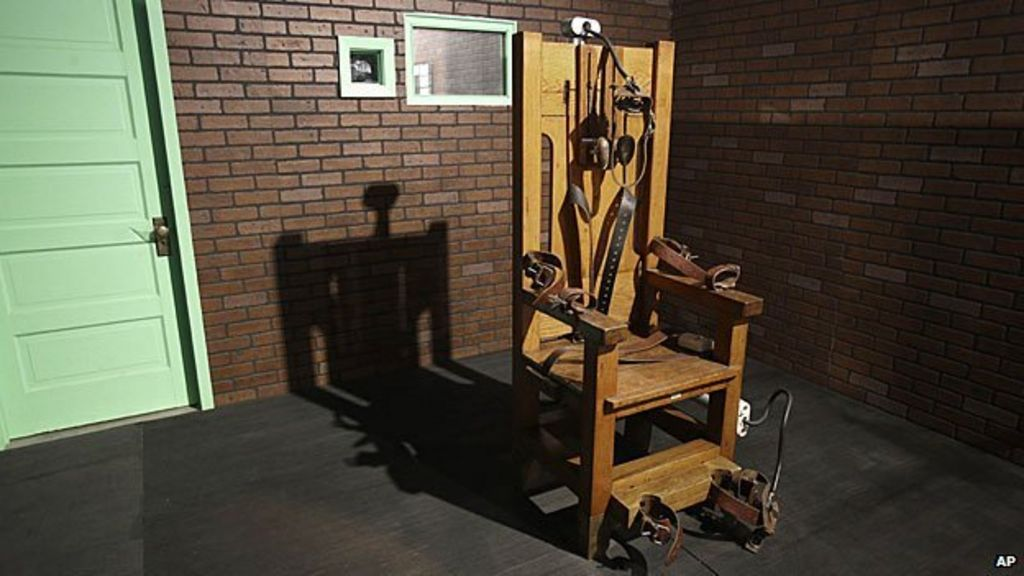 Electric chair haunts US former executions chief BBC News – Electirc Chair
