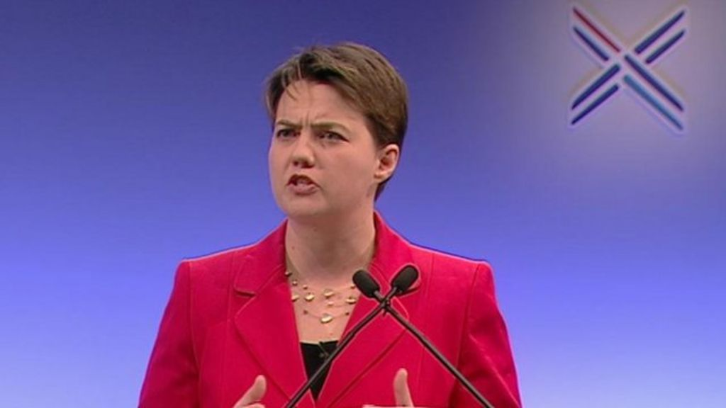 scottish tory leader ruth davidson to switch to lothians