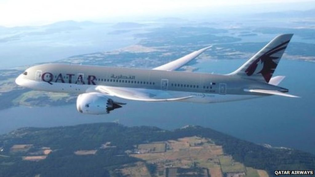qatar airways launches new dreamliner flight between. Black Bedroom Furniture Sets. Home Design Ideas