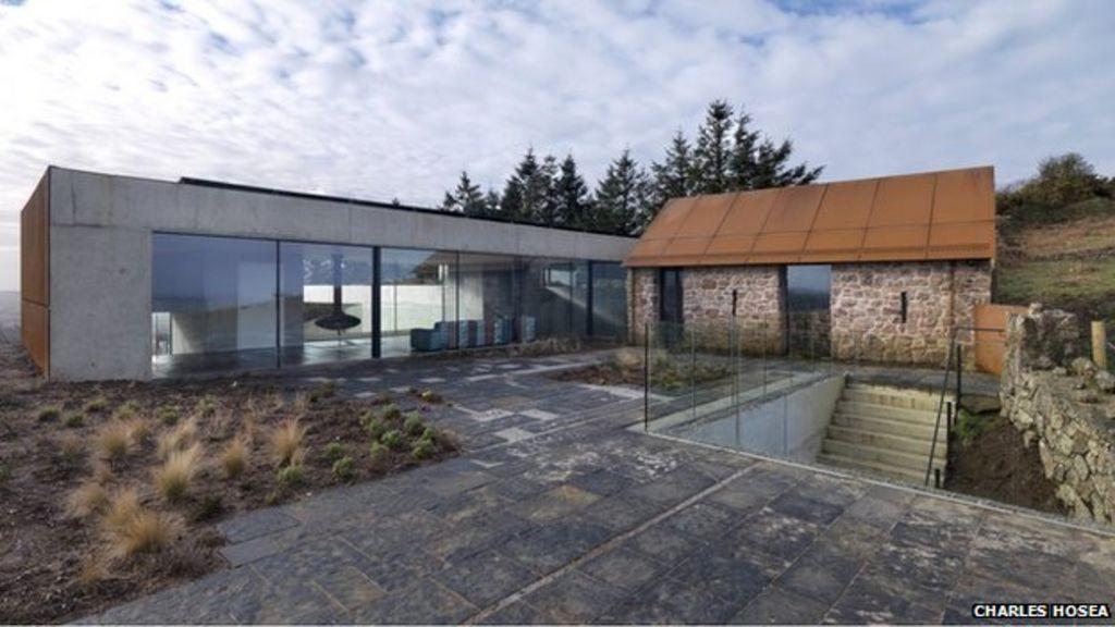 gower designer home in line for manser medal architecture