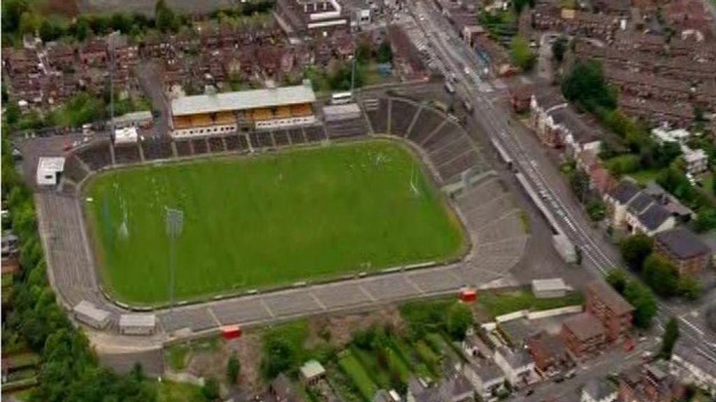 Casement Park Redevelopment Stadium Planning Approval Unlawful