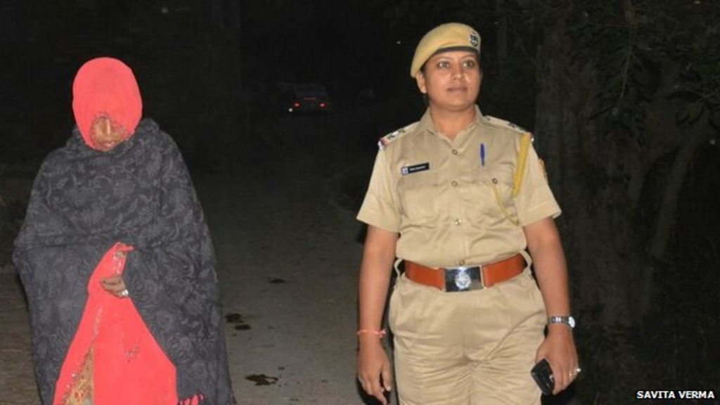 Women thrashed and paraded naked: Six arrested after woman