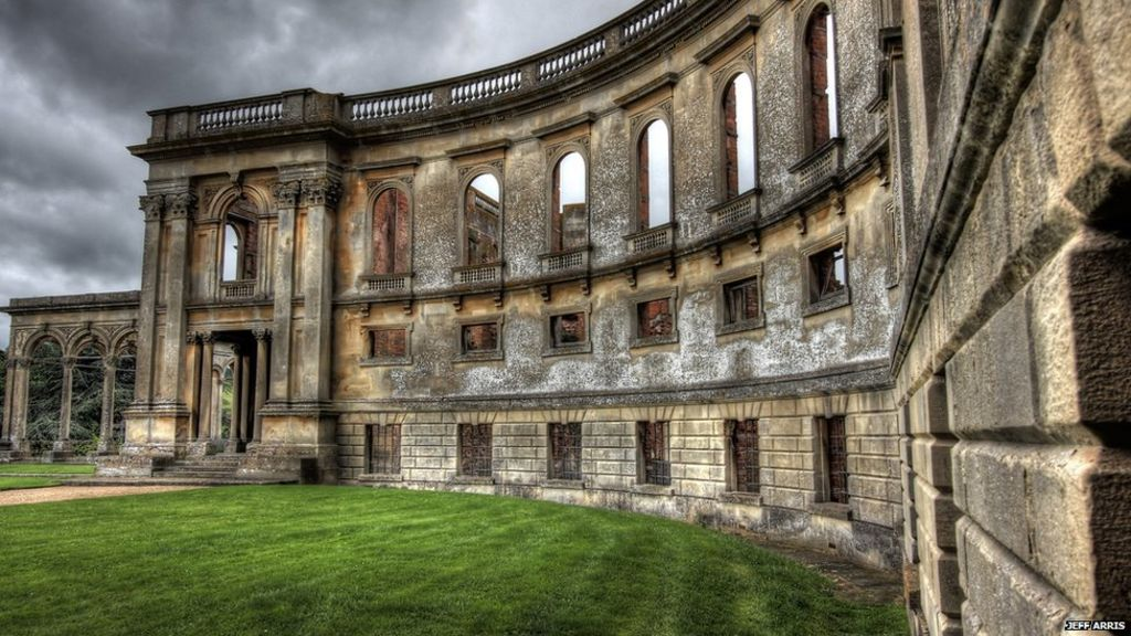 What Happened To England S Abandoned Mansions Bbc News