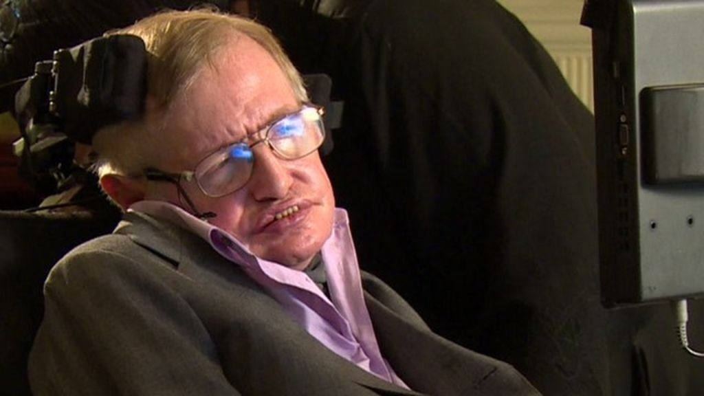 Technology could DESTROY humanity claims Stephen Hawking