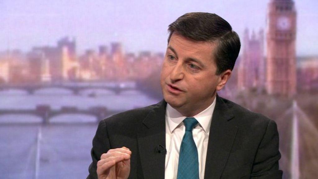 Douglas Alexander: 'Vote Labour to get Labour government'