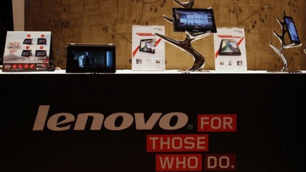 Lenovo in row over hidden spyware