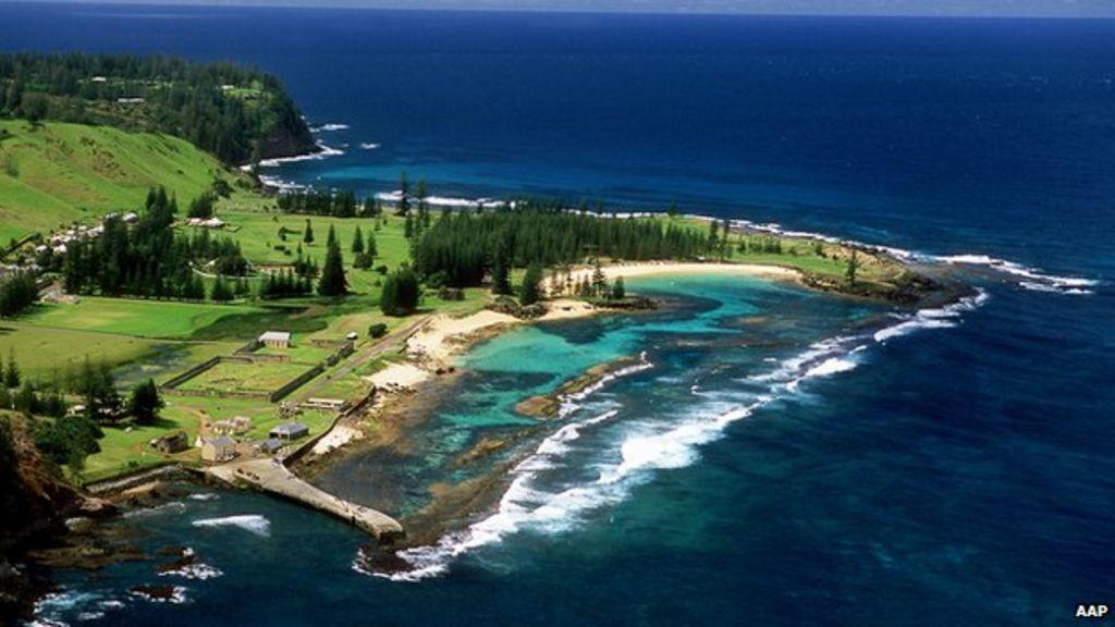 Norfolk Island Weather March