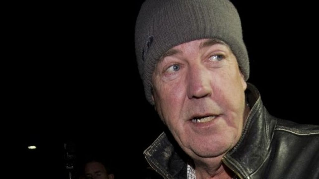 jeremy clarkson dropped from top gear bbc confirms bbc news. Black Bedroom Furniture Sets. Home Design Ideas