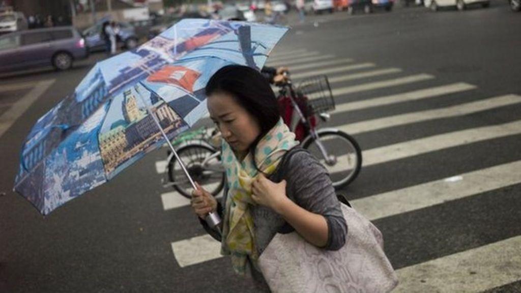 china says no to amateur weathermen bbc news. Black Bedroom Furniture Sets. Home Design Ideas