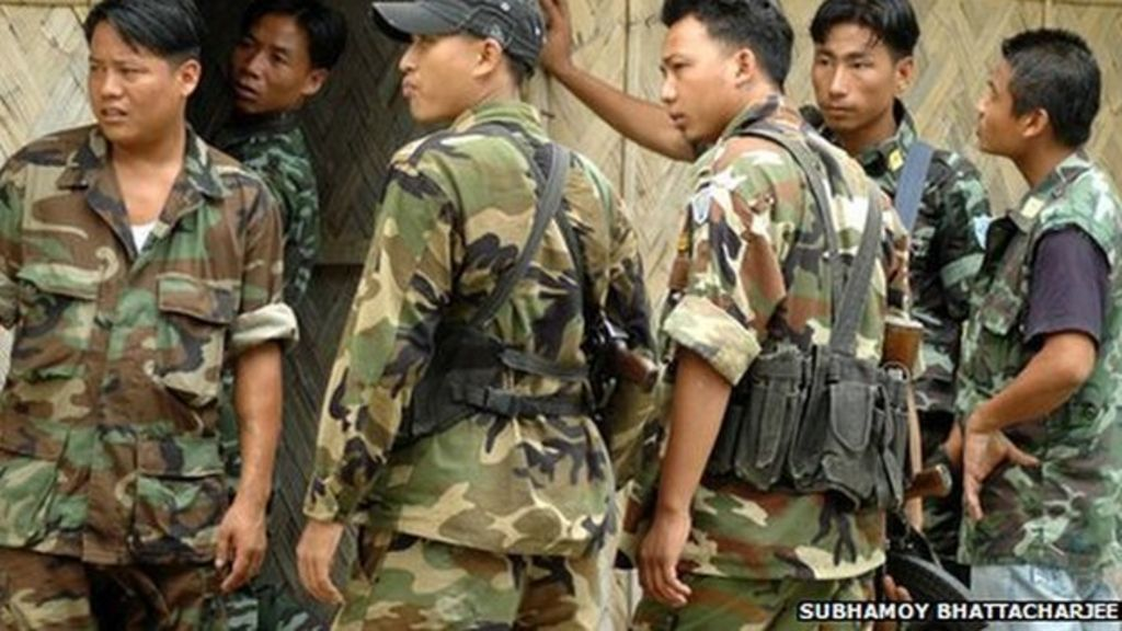India soldiers die in nagaland rebel attack bbc news for Accord asian cuisine menu