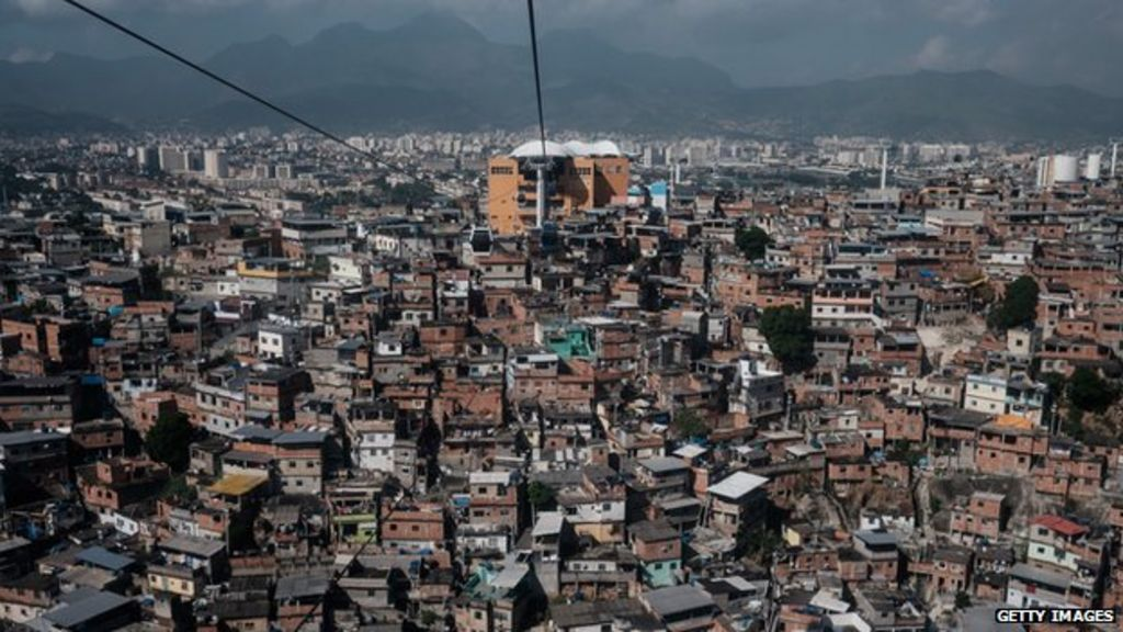 Understanding Rio's Violence: The Criminalization of Poverty