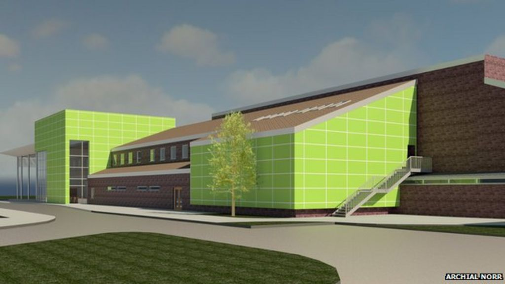 Worcester 10m Swimming Pool Plans Approved Bbc News