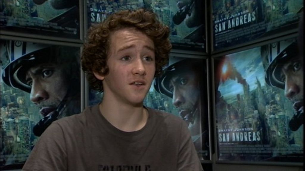 art parkinson love rosie