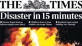Báo Anh nói gì vụ hỏa hoạn chung cư ở London?