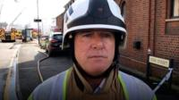 Andy Hopcroft, Hertfordshire Fire and Rescue