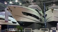 Boats at the London Boat Show 2018