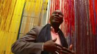 Burkinabe architect Francis Kéré