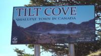 Welcome to the smallest town in Canada, Tilt Cove in Newfoundland and Labrador, which has a population of just four people.