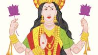 Laxmi goddess