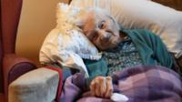 Gladys Hooper, aged 113