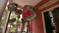 Phllida Barlow's sculptures