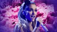 Ariana Grande graphic