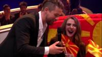 A proposal at the Eurovision Song Contest