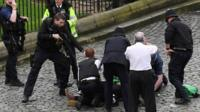 Attack in Westminster