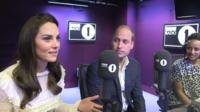 Duke and Duchess Radio 1