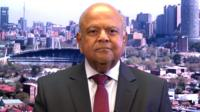 Pravin Gordhan, former South African finance minister