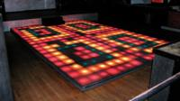 The dance floor used in Saturday Night Fever