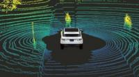 Autonomous car software